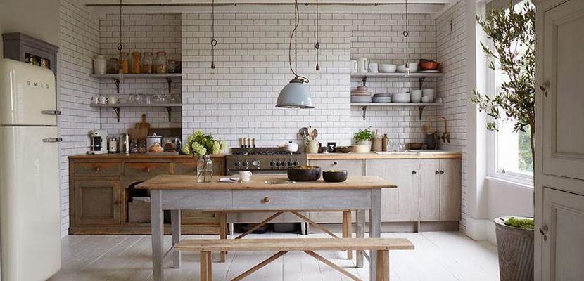 Tu cocina con estilo vintage