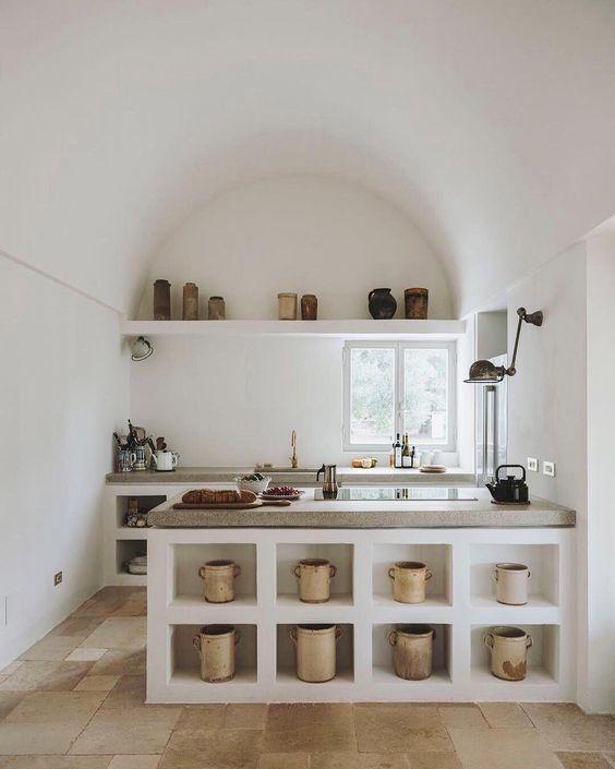 Muebles de obra para tu cocina